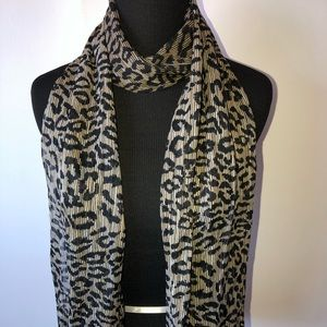 Accessories - Beautiful Animal Print Scarf